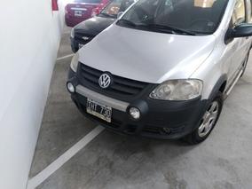 Volkswagen Crossfox 1.6 Comfortline 2009 262