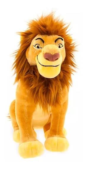 Pelucia Scar 40cm Rei Leao Orignal Disney Store P/entrega