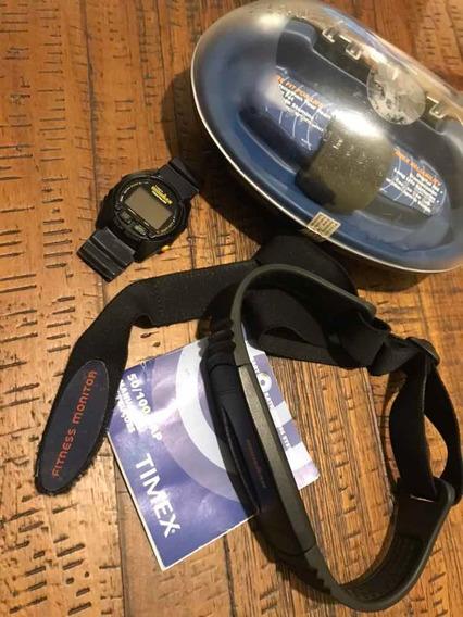 Relógio Timex Ironman 50m Com Cinto
