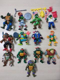 Tmnt Tortugas Ninja Playmantes