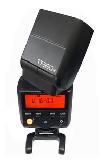 Flash Godox Mini Tt350n Para Nikon Ttl