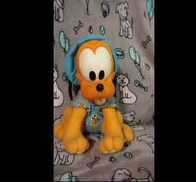 Pluto Pelúcia De Pijama - Multibrink