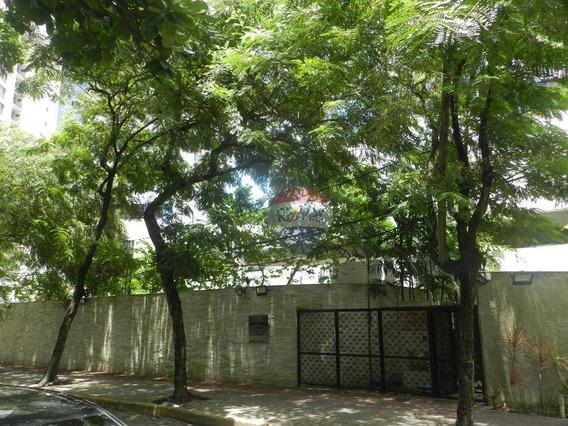 Apartamento Com 2 Dormitórios Para Alugar, 49 M² Por R$ 1.850,00/ano - Casa Amarela - Recife/pe - Ap0277