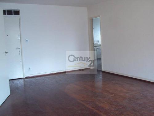 Apartamento À Venda, 146 M² Por R$ 1.560.000,00 - Higienópolis - São Paulo/sp - Ap0725