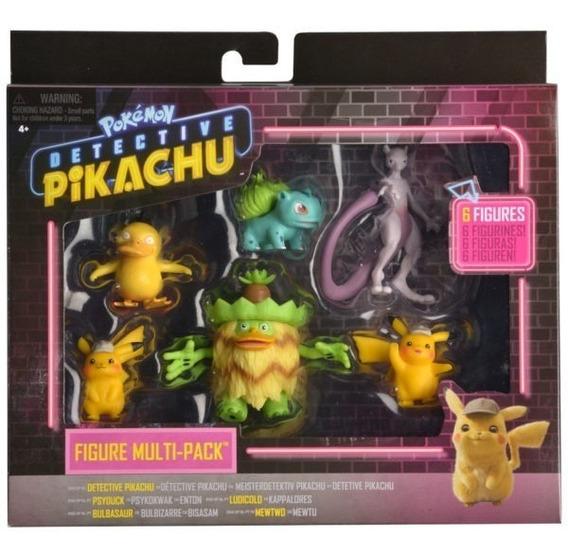 Pokemon Detective Pikachu Multi Pack Película 2019