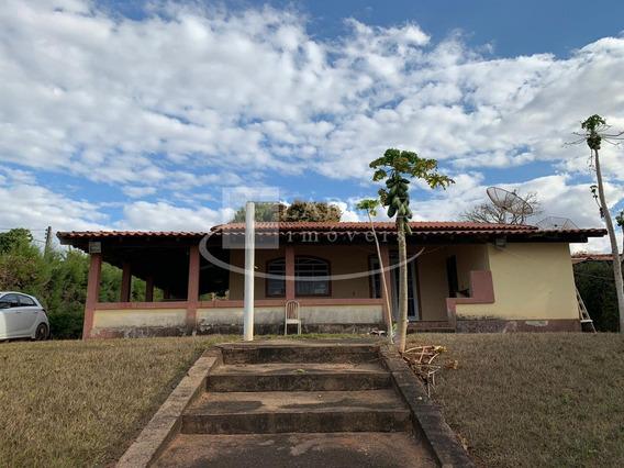 Rancho Para Venda Em Cássia-mg No Loteamento Praia Bela, Casa Com 3 Dormitorios 1 Suite Em 1.290 M2 De Area Total - Ca01227 - 67606371