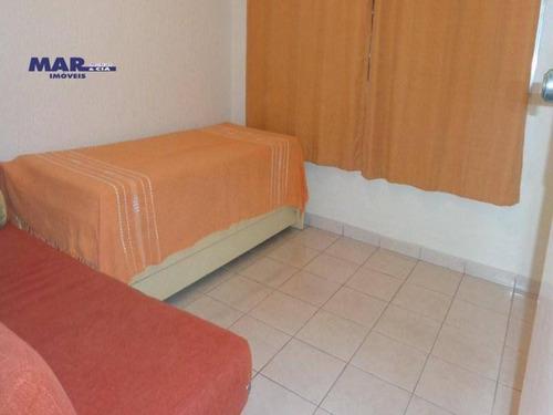 Imagem 1 de 5 de Apartamento Residencial À Venda, Barra Funda, Guarujá - . - Ap6962