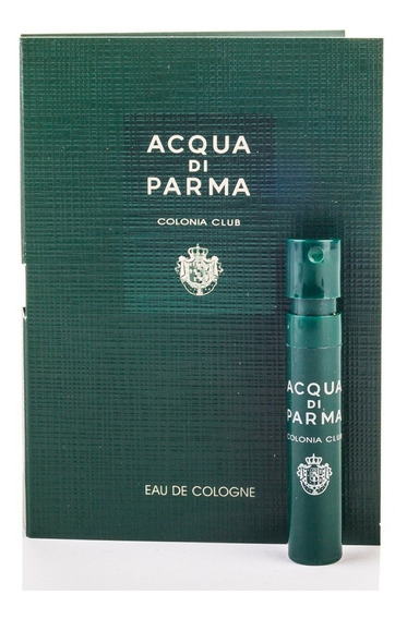 Amostra Acqua Di Parma Colonia Club 1.2ml