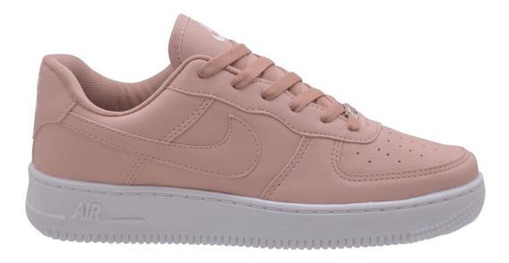 Tenis Nike Air Force 1 Color Lançamento Unissex