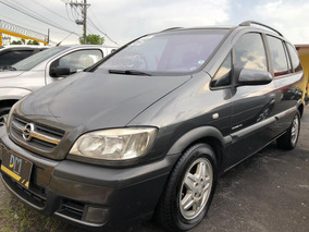 Chevrolet Zafira 2.0 Elegance Flex Power Aut. 5p - 2005