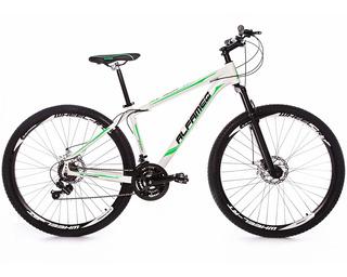 Mountain Bike Alfameq Zahav Aro 29 Quadro 17 Freio Disco 21v