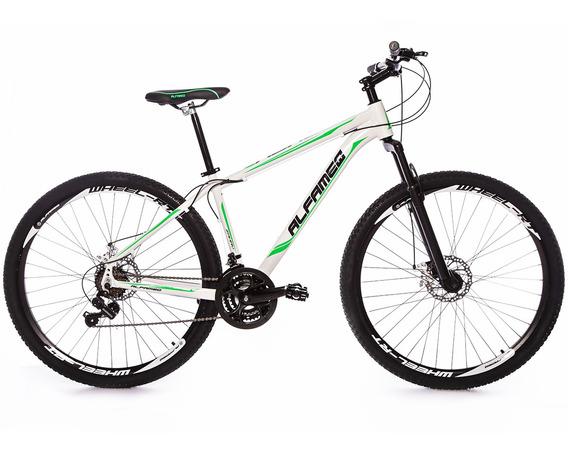 Bike Alfameq Zahav - Aro 29 Quadro 19 Disco 24 Velocidades