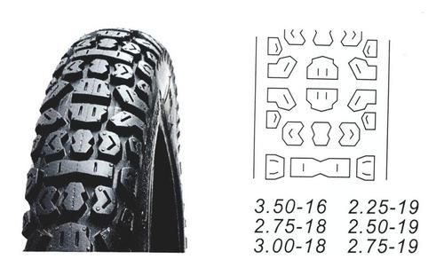 Cubierta 275x21 (80x90x21) F890 P/ Xtz Horng Fortune