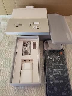 Smartphone Xiaomi Mi 9 Dual Sim 128 E 6gb Preto Global Rom