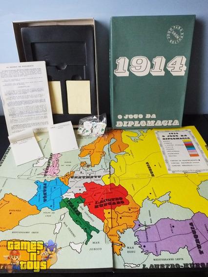 Jogo 1914 Grow O Jogo Da Diplomacia Tabuleiro Completo