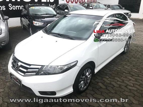City Sedan Lx 1.5 Flex 16v 4p Aut.