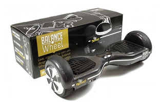 Skate Elétrico Two Dogs Smart Balance Wheel Carbono