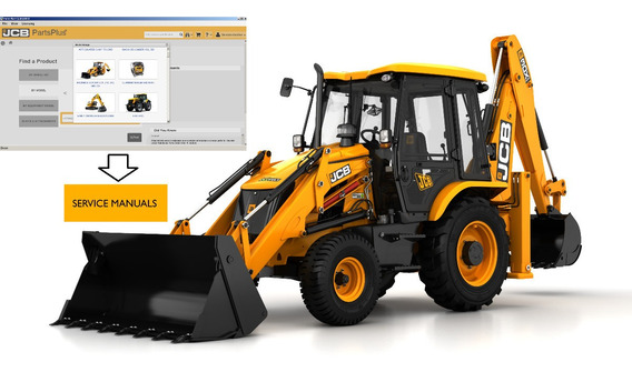 Jcb Service Parts Pro Plus 2.0 + Service Manuals 2017