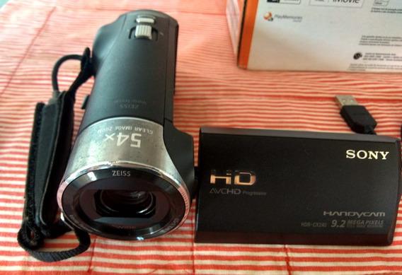 Filmadora Sony Hdr-cx240