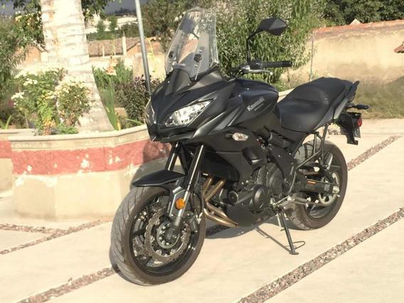 Motocicleta Kawasaki Versys