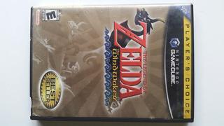 Video Juego Zelda The Wind Waker Nintendo Game Cube