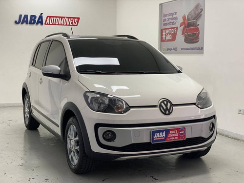 Volkswagen Cross Up 1.0 Mpi 12v Flex 4p Manual