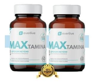 Maxtamina Lepidium Meyene 2 Potes - 100% Original Max Tamina