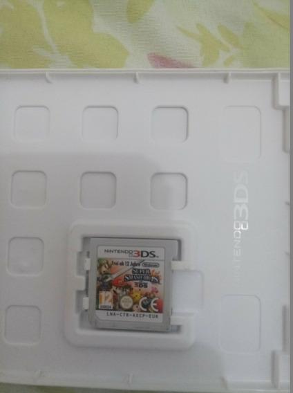 Super Smash Bros. For Nintendo 3ds (europeu)