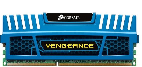 Memoria Ram Ddr3 4gb Corsair Vengeance 1600mhz Gamer Factura