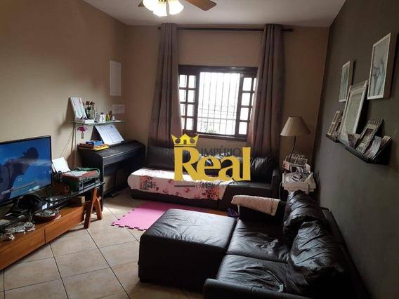 Sobrado Com 3 Dormitórios À Venda, 180 M² Por R$ 570.000,00 - Parque Maria Domitila - São Paulo/sp - So0746