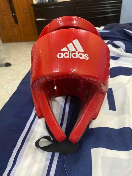cuscús María ambulancia  Casco Adidas Taekwondo | MercadoLibre.com.mx