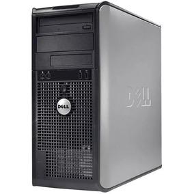 Cpu Dell Core 2 Duo 4gb Hd 2 Hds 2 Tb + Monitor 17 Dell