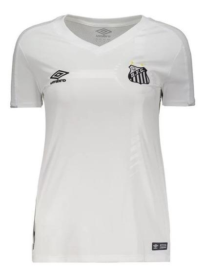 Camisa Feminina Do Santos Original - Frete Grátis