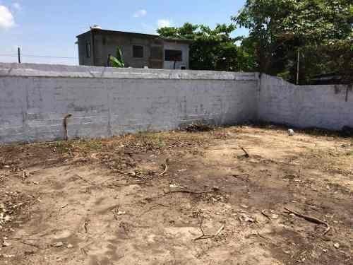 Terreno En Venta, Col. Cuauhtémoc, Minatitlán, Ver.