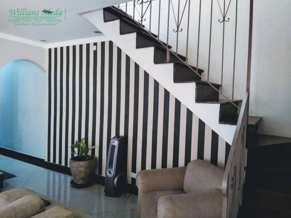 Casa Com 3 Dormitórios À Venda, 150 M² Por R$ 620.000 - Vila Augusta - Guarulhos/sp - Ca0690