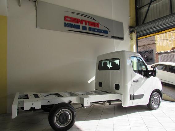 Renault Master Chassi 2020 Branca