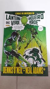 Lendas Universo Dc Arqueiro Verde Lanterna Verde 1, 2 E 3