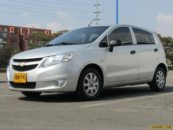 Chevrolet Sail Lt 1400cc Mt Aa Ab Abs