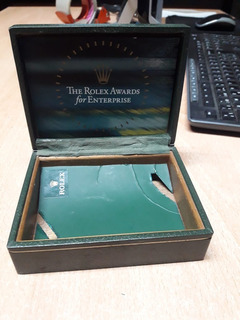 Caja Rolex Original En Estado Optimo
