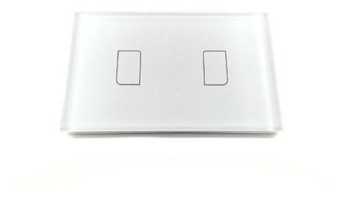 Switch De Luz Tactil 2 Toma - Tc-e2 Doble Broadlink