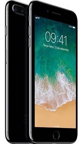 iPhone 7 Plus 128gb Preto Refurbished