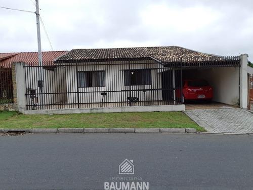 Casa Residencial À Venda, Capão Raso, Curitiba - Ca-397. - 1117