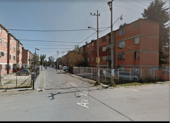 Departamento 2 Recamaras Adolfo López Mateos Remate Bancario