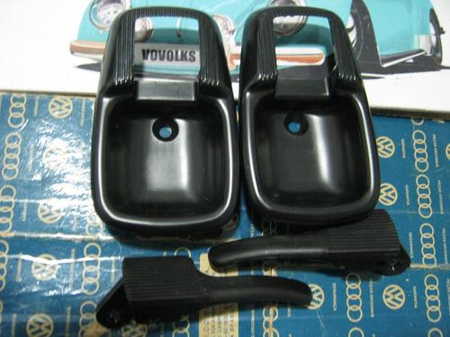 Imagem 1 de 6 de 2 Gatilhos Com 2 Conchas Original Fusca Brasilia Kombi  Leia