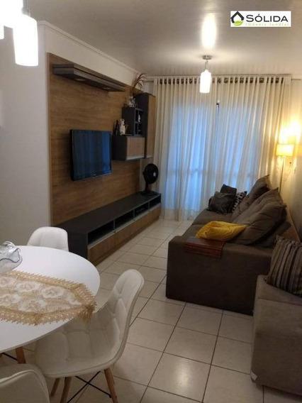 Apartamento Com 2 Dormitórios À Venda, 74 M² Por R$ 332.000 - Morro Alto - Itupeva/sp - Ap0709
