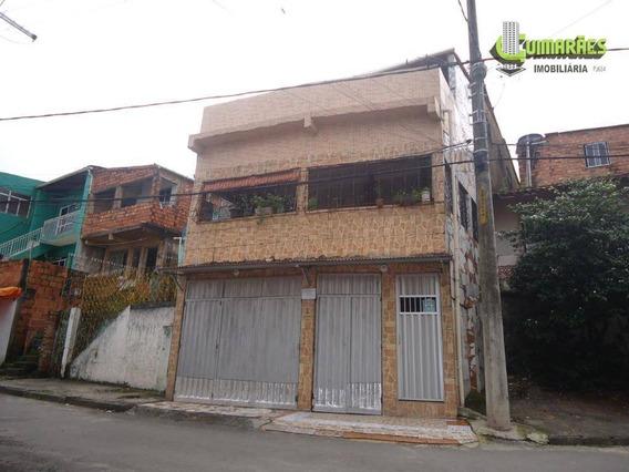 Casa Com 4 Dormitórios - Plataforma - Ca0227