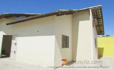 Ch72 Casa Com Terreno Grande 2 Quartos 4 Vagas De Carro