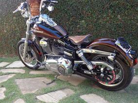 Harley Davidson Super Clide Customizada