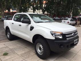 Ford Ranger Doble Cabina 4x2 Xl Safety 2.2 Dsl 0km!!!
