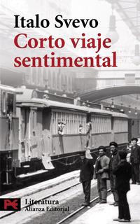 Corto Viaje Sentimental, Italo Svevo, Ed. Alianza